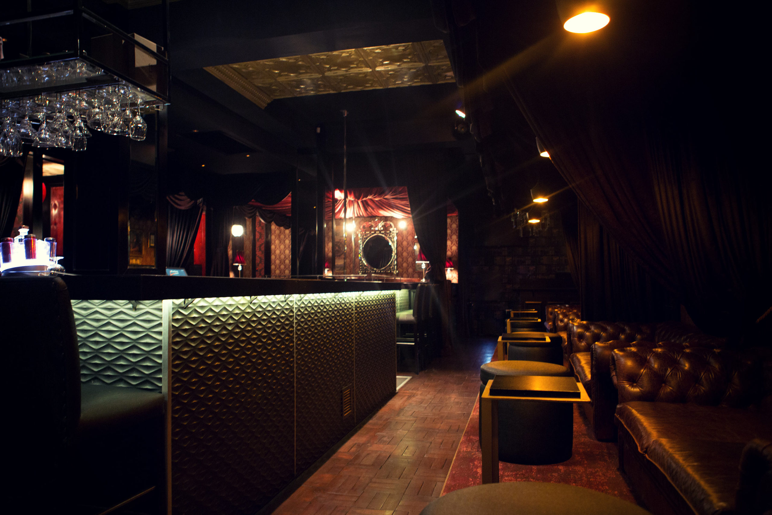 Mavericks Empire Lounge